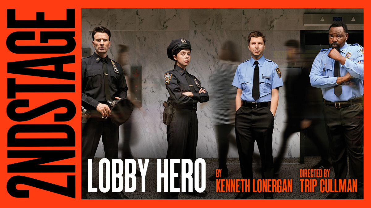 Lobby Hero on Broadway