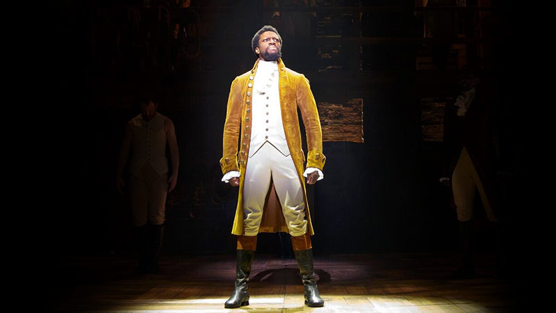 Luwoye to Return to Broadway in <em>Hamilton</em> Title Role