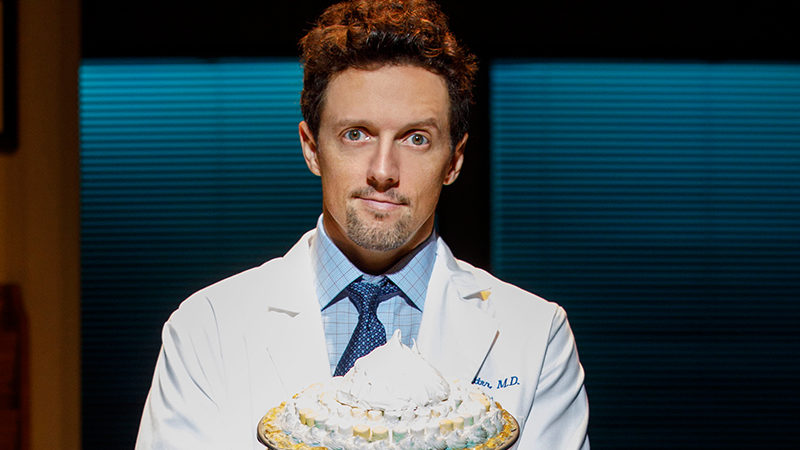 Jason Mraz Extends Two Weeks in <em>Waitress</em>