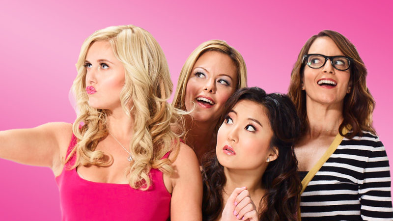 Tina Fey and the cast of Mean Girls the Musical, coming to Broadway