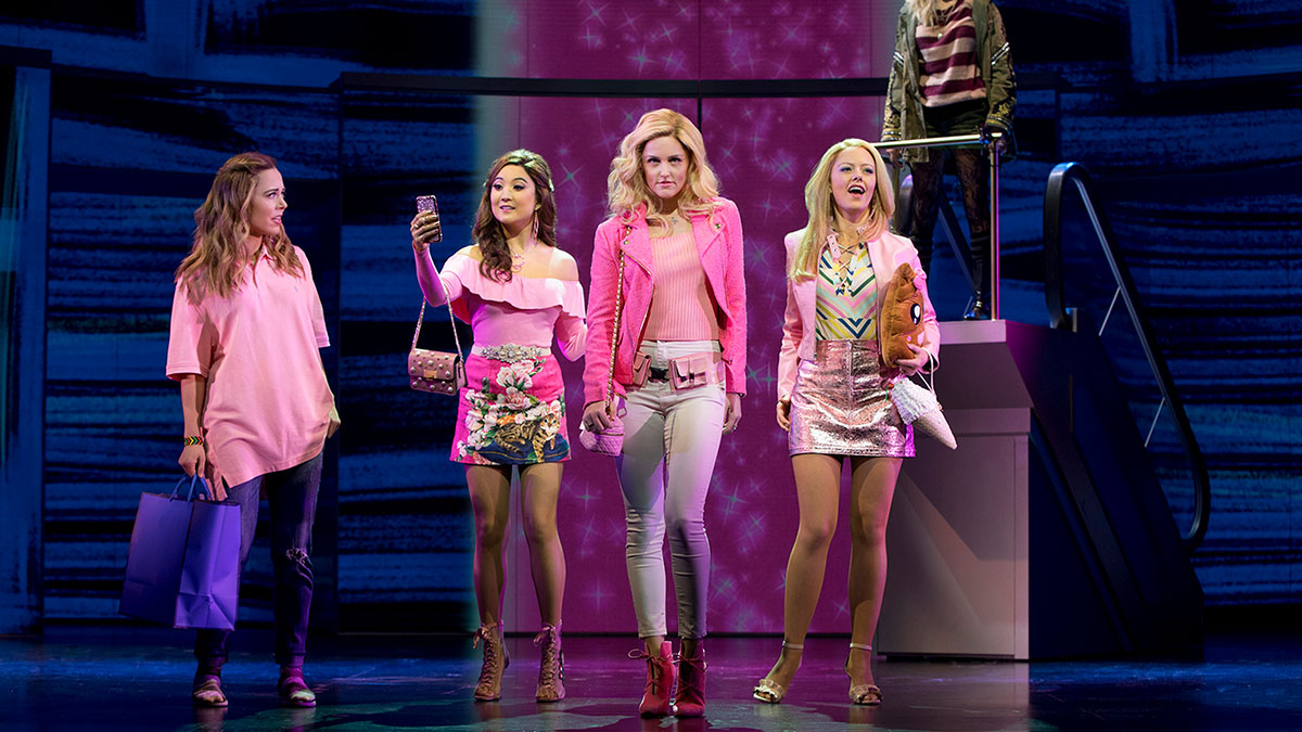 Mean Girls comes to Broadway this Spring 2018