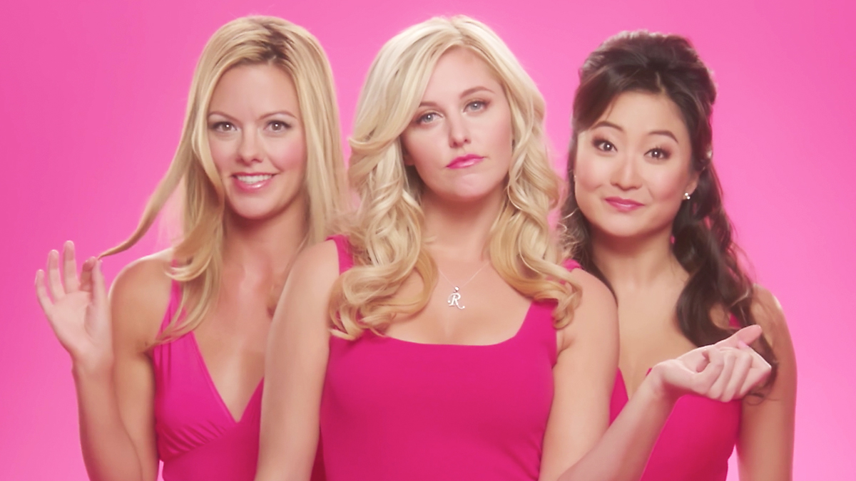 Meet The Plastics, Your New Best Frenemies