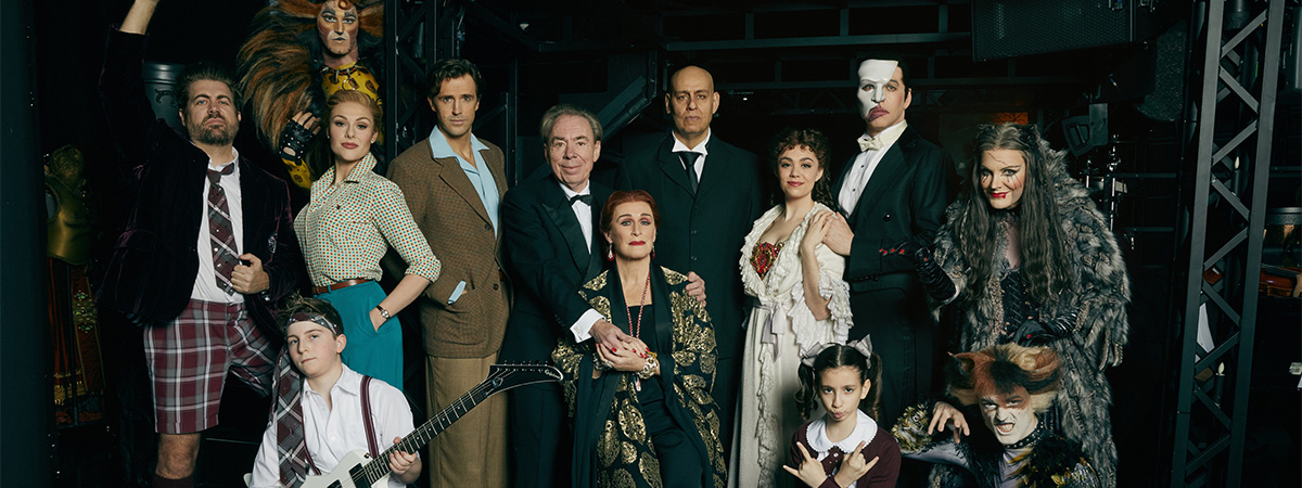 Andrew Lloyd Webber to Celebrate Autobiography at The Town Hall