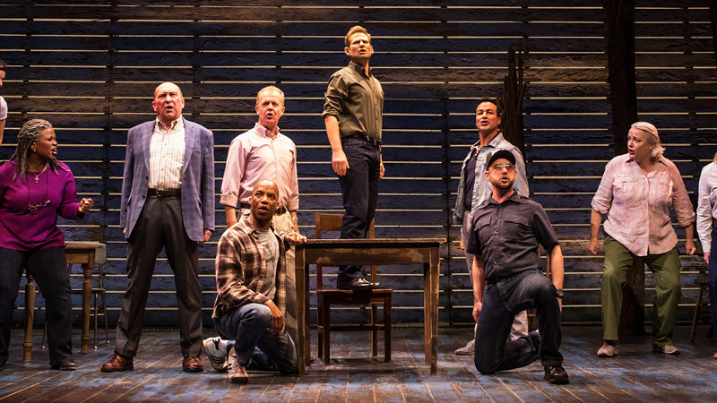 The Cast of <em>Come From Away</em> on Welcoming Kindness Onstage and Off