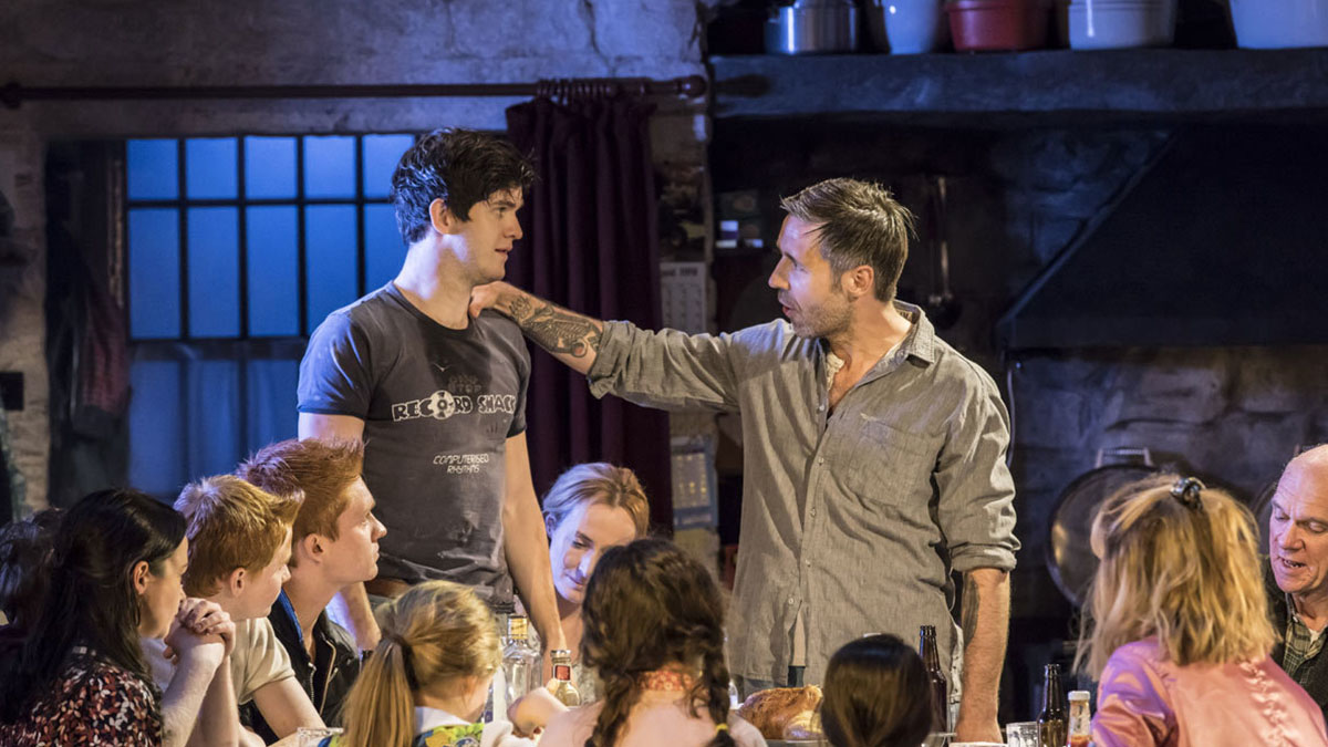 The Ferryman is Broadway Bound