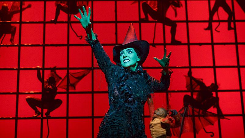 <em>Wicked</em> Becomes Broadway's 7th Longest-Running Show