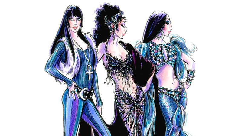 Bob Mackie to Design for <i>The Cher Show</i>