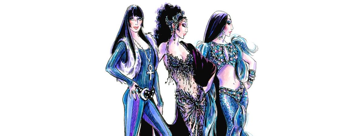 Bob Mackie to Design for <i>The Cher Show</i>