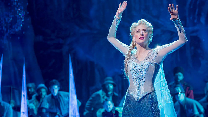 Get A First Look At The Costumes From Frozen Broadway Direct