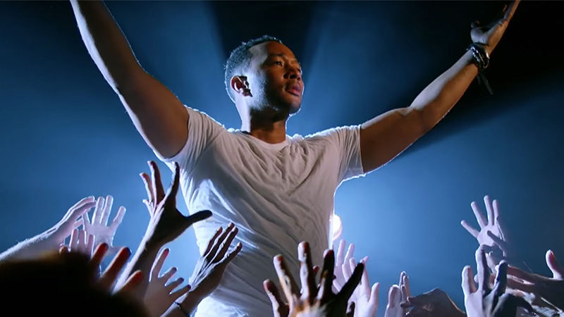 John Legend stars in Jesus Christ Superstar live in concert on NBC