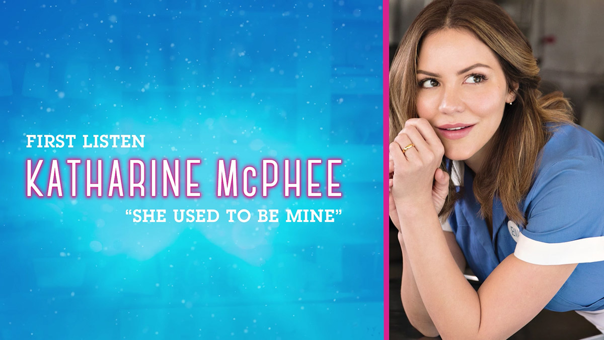 "First Listen: Katharine McPhee Sings ""She Used To Be Mine"" from <i>Waitress</i>"