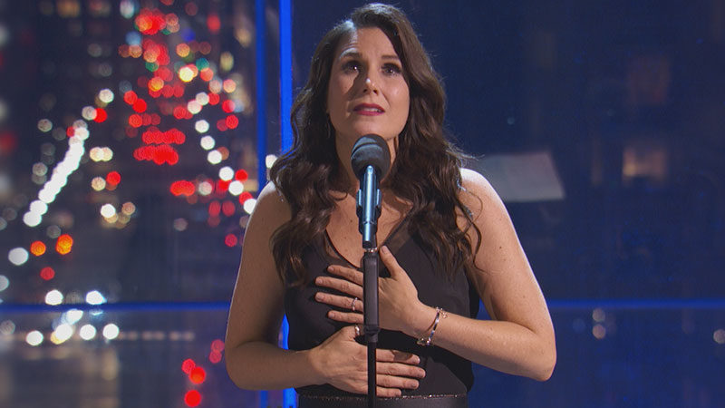 Stephanie J Block performs her concert Live from Lincoln Center