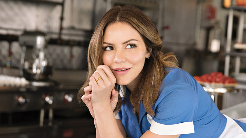 Katharine McPhee Gets Set to Make a Smashing Broadway Debut in <i>Waitress</i>