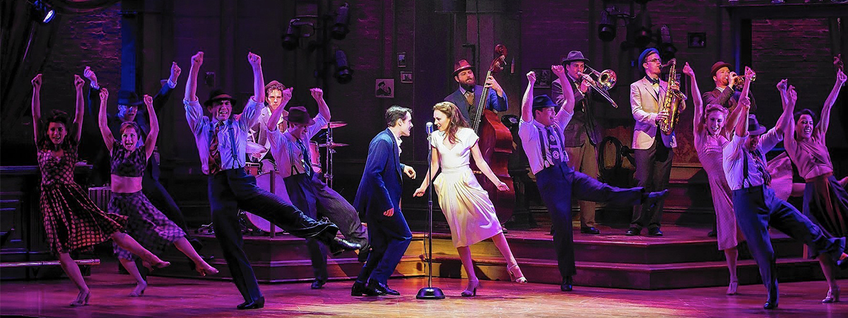 Broadway's Bandstand is headed to Cinemas across the nation