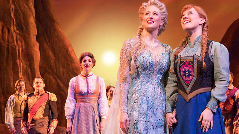 Cast Album of <i>Frozen</i> Arrives this Spring