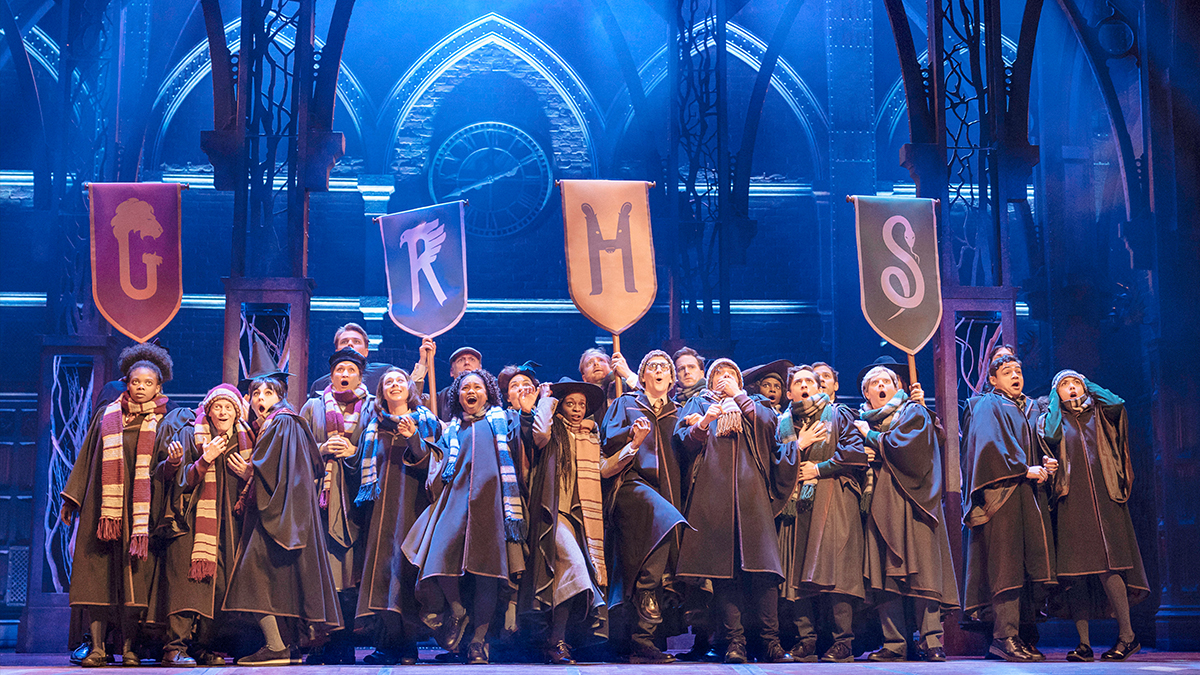 First Look: <i>Harry Potter and the Cursed Child</i>