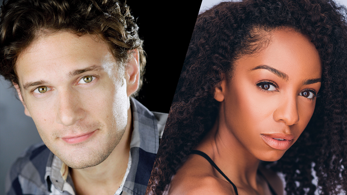 Eric William Morris & Christiani Pitts star in King Kong the Musical on Broadway