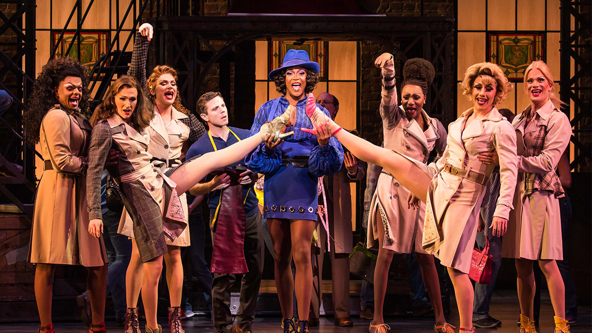 <i>Kinky Boots</i> Turns Five