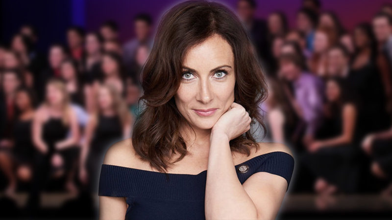 Laura Benanti to host the Jimmy Awards