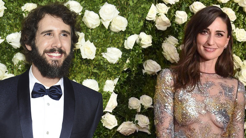 Sara Bareilles and Josh Groban to Host the Tony Awards