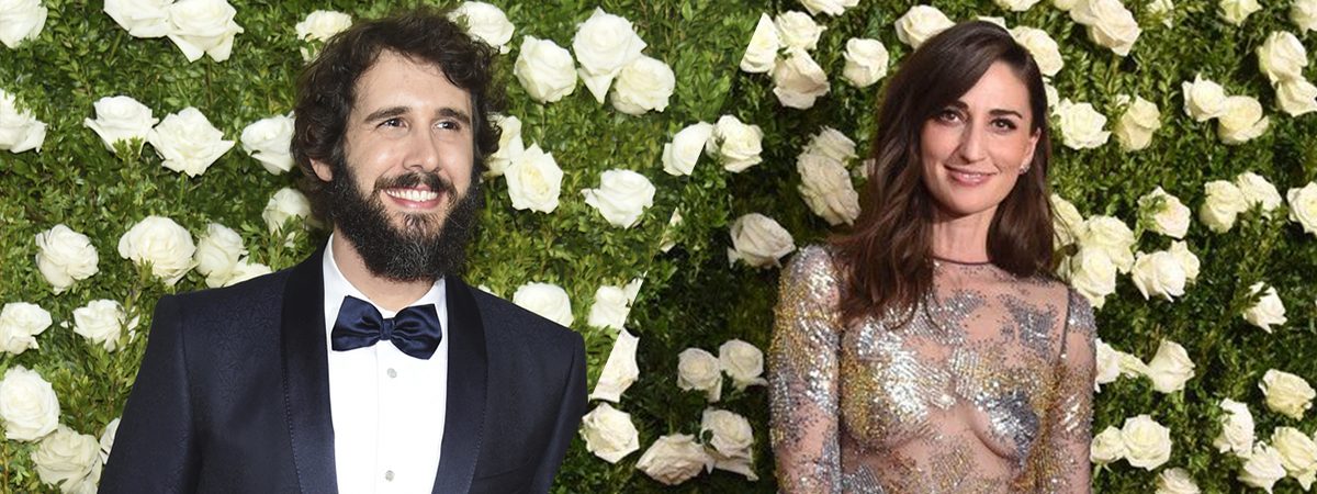 Josh Groban and Sara Bareilles to host the 72nd Annual Tony Awards