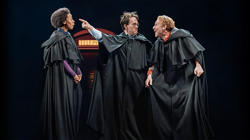 Meet the Magical Stars of the Hit <i>Harry Potter and the Cursed Child</i>
