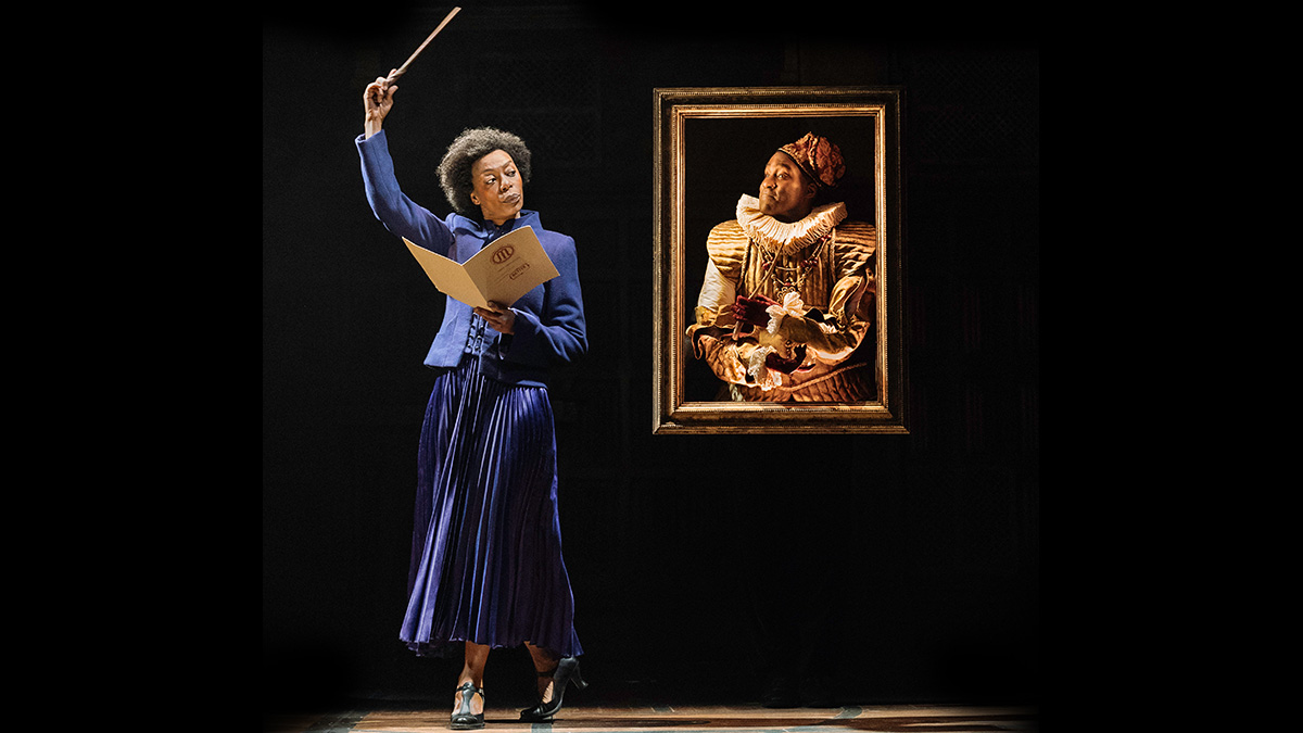 Noma Dumezweni & David St. Louis. Photo by Manuel Harlan.