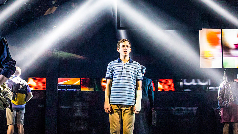 "<i>Dear Evan Hansen</i> and Nonprofit Partners Assure Teens ""You Will Be Found"""