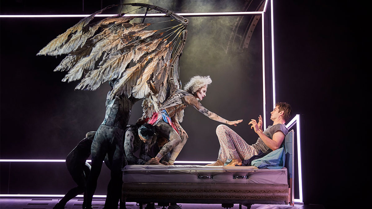 <i>Angels in America</i> to Extend