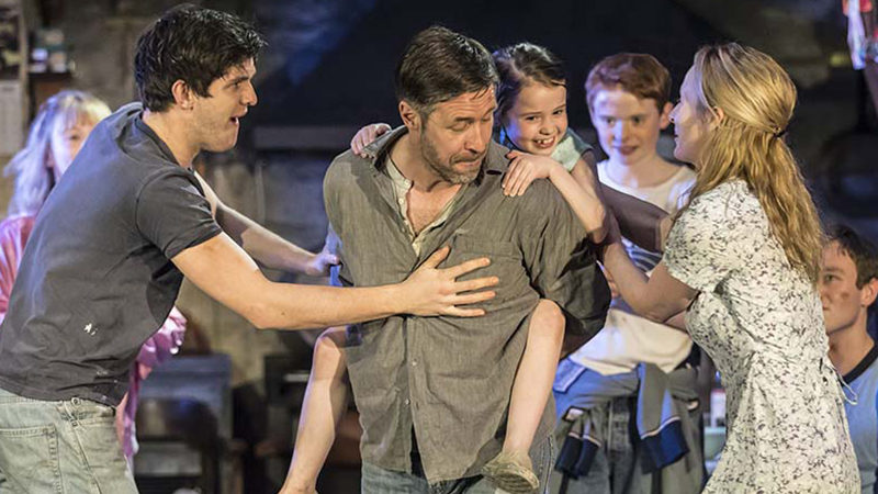 Jez Butterworth on Bringing <i>The Ferryman</i> to Broadway
