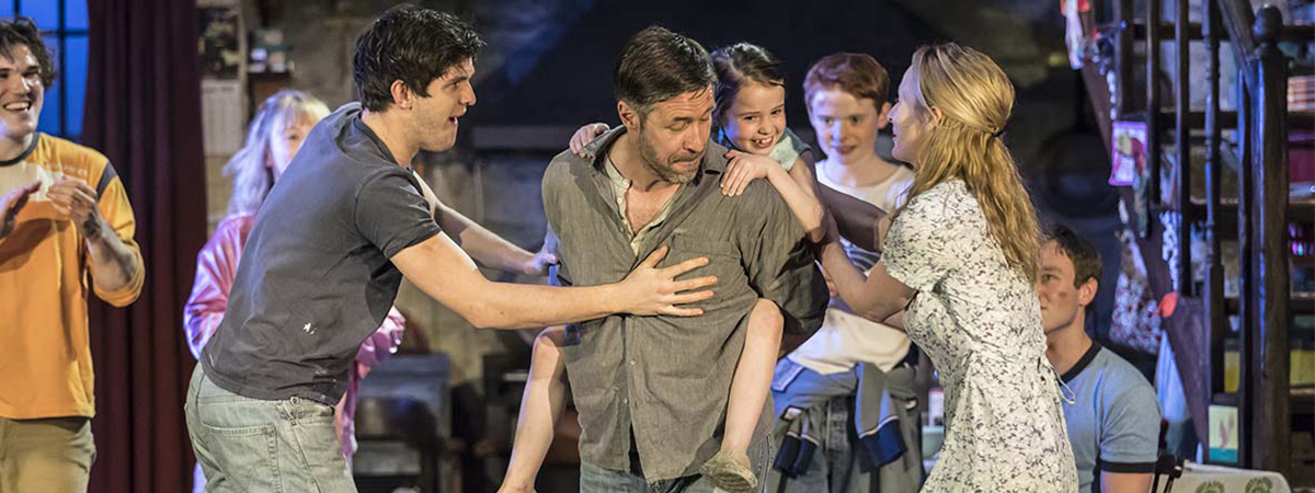 The West End production of The Ferryman, coming to Broadway in 2018
