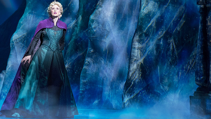 <i>Frozen</i> to Launch National Tour
