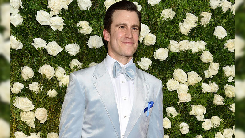 Gavin Creel at the 2017 Tony Awards