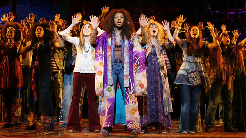 Let the Sunshine In! <i>Hair Live!</i> Set for 2019 on NBC
