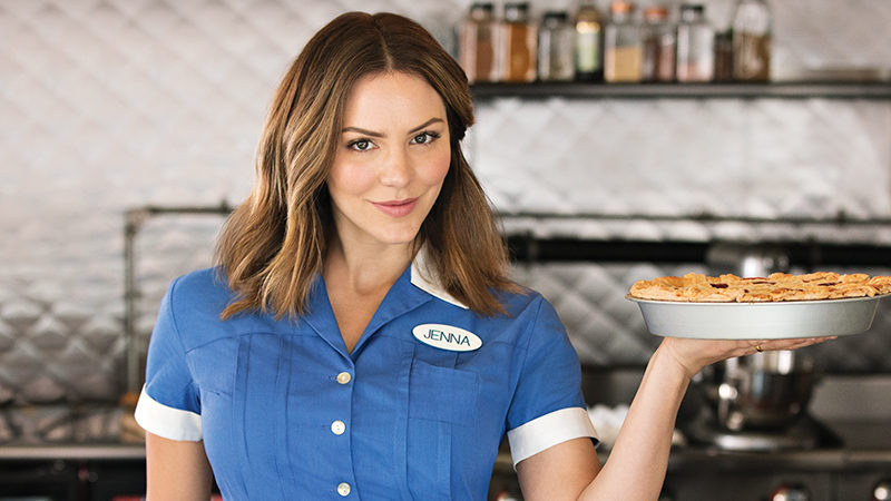 Katharine McPhee Extends in <i>Waitress</i>