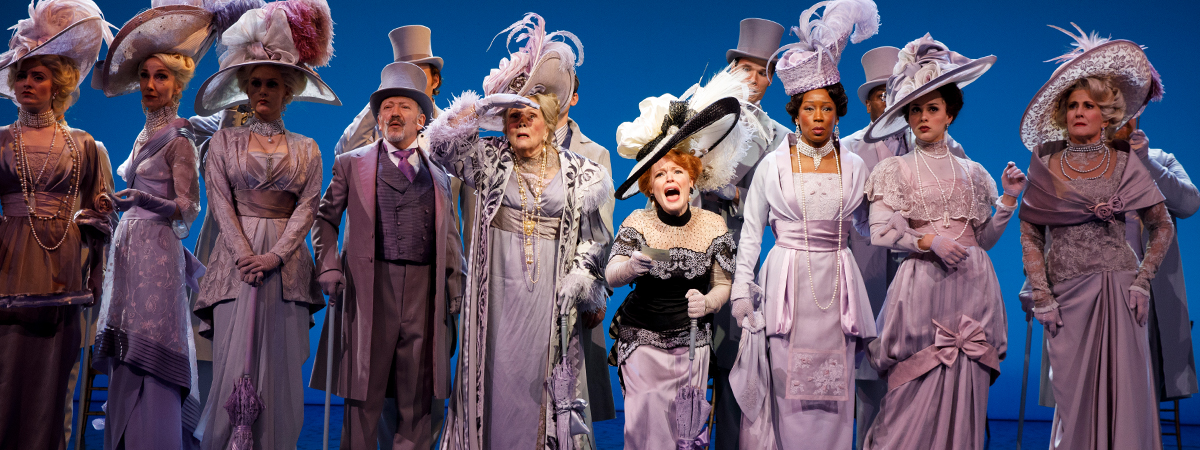 Step Inside the Sumptuous Sets, Costumes, Music & Dancing of <i>My Fair Lady</i>