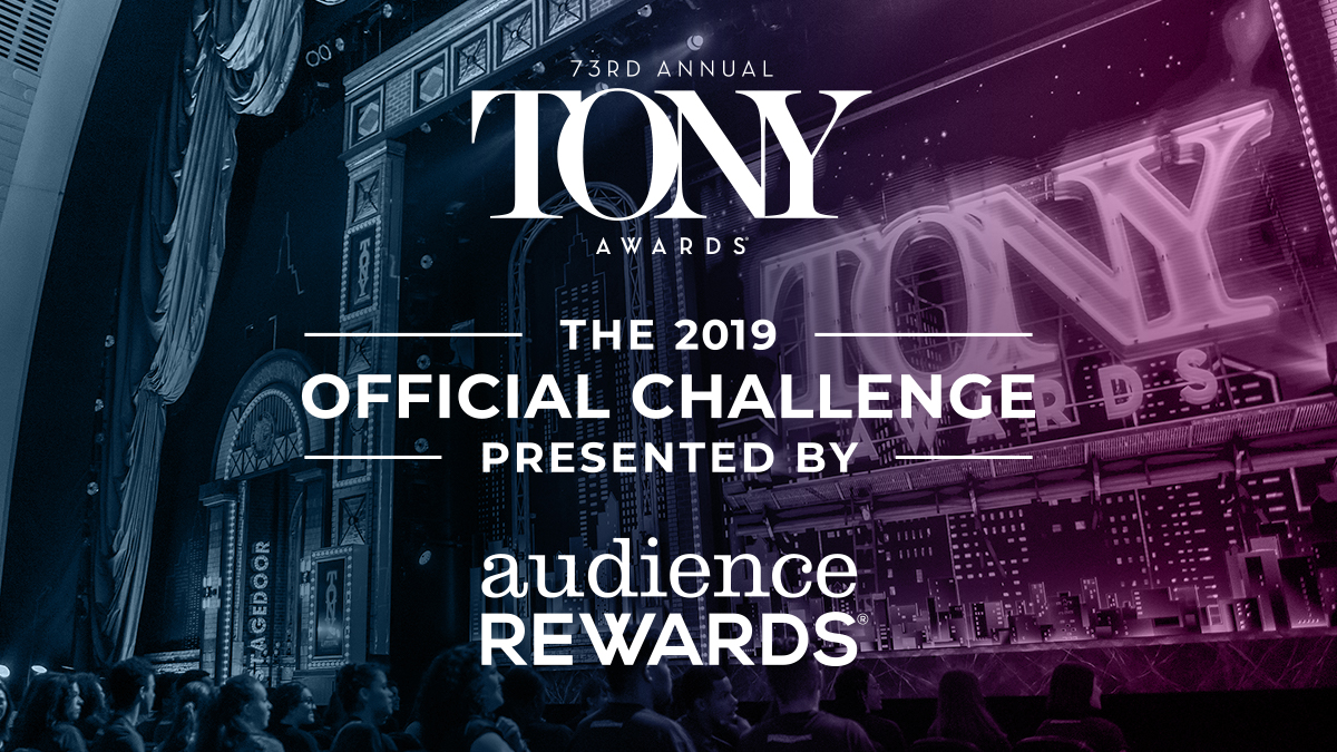 Tony Awards Challenge