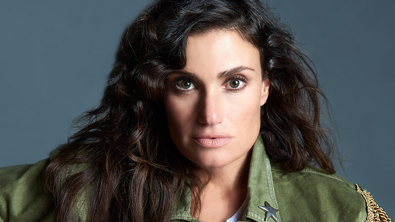 Idina Menzel Stars in Skintight at Roundabout Through August 26
