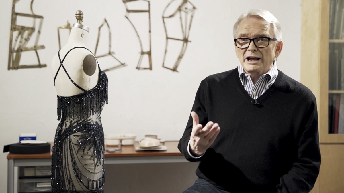 Gowns and glamour! Meet the man who dressed the icon: Bob Mackie