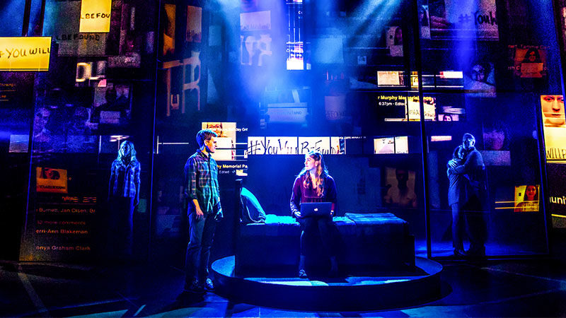<i>Dear Evan Hansen</i> Tour Has Its Cast