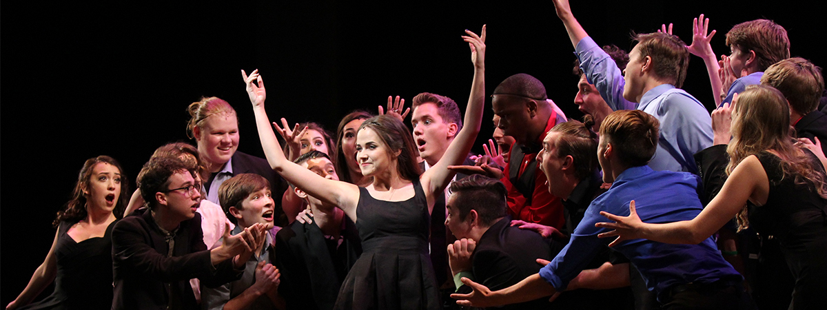 Students Make Broadway Debut at the 10th National H.S. Musical Theatre Awards