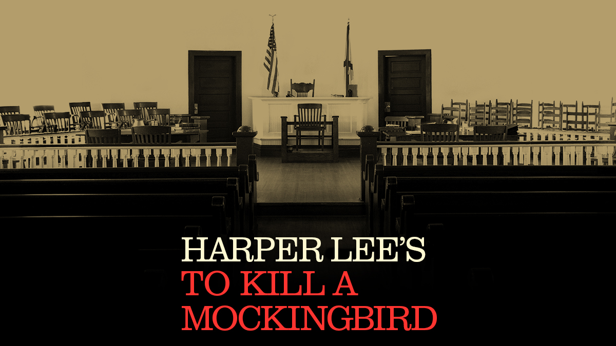 Harper Lee's To Kill a Mockingbird on Broadway