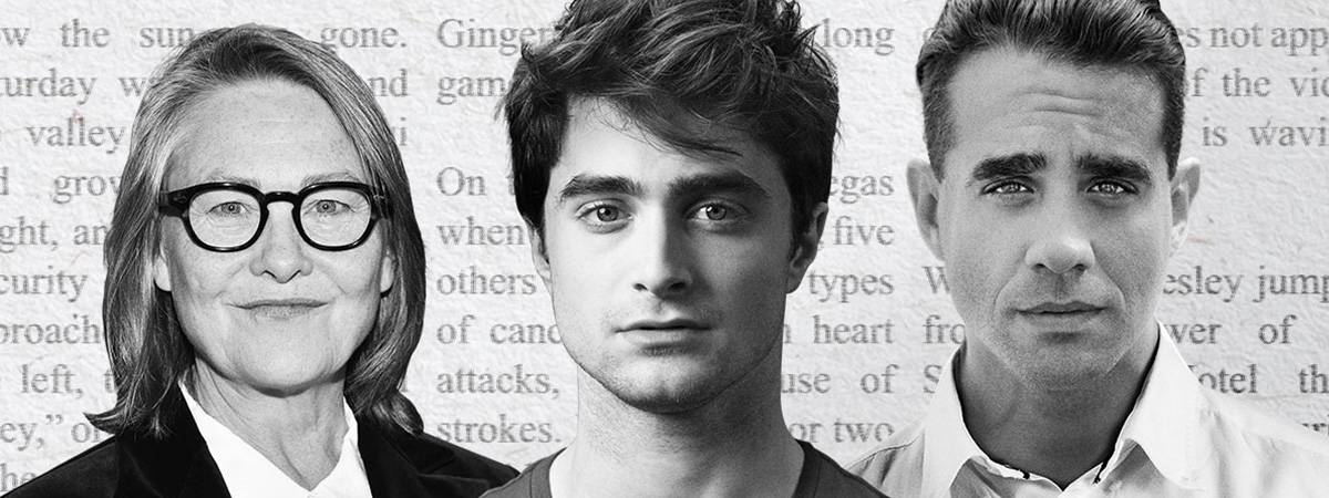 Cherry Jones, Daniel Radcliffe, and Bobby Cannavale will star in The Lifespan of a Fact on Broadway