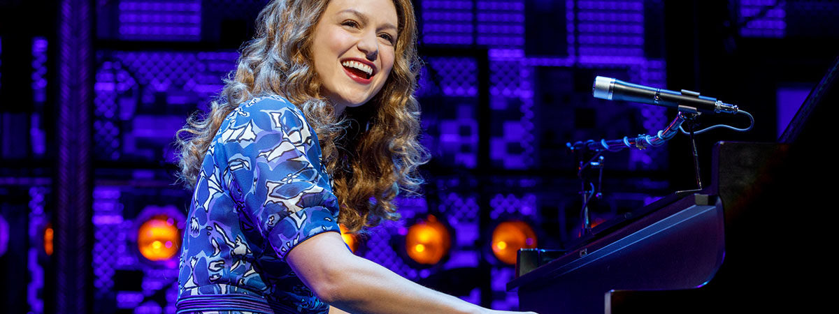 Melissa Benoist in Beautiful the Carole King Musical on Broadway