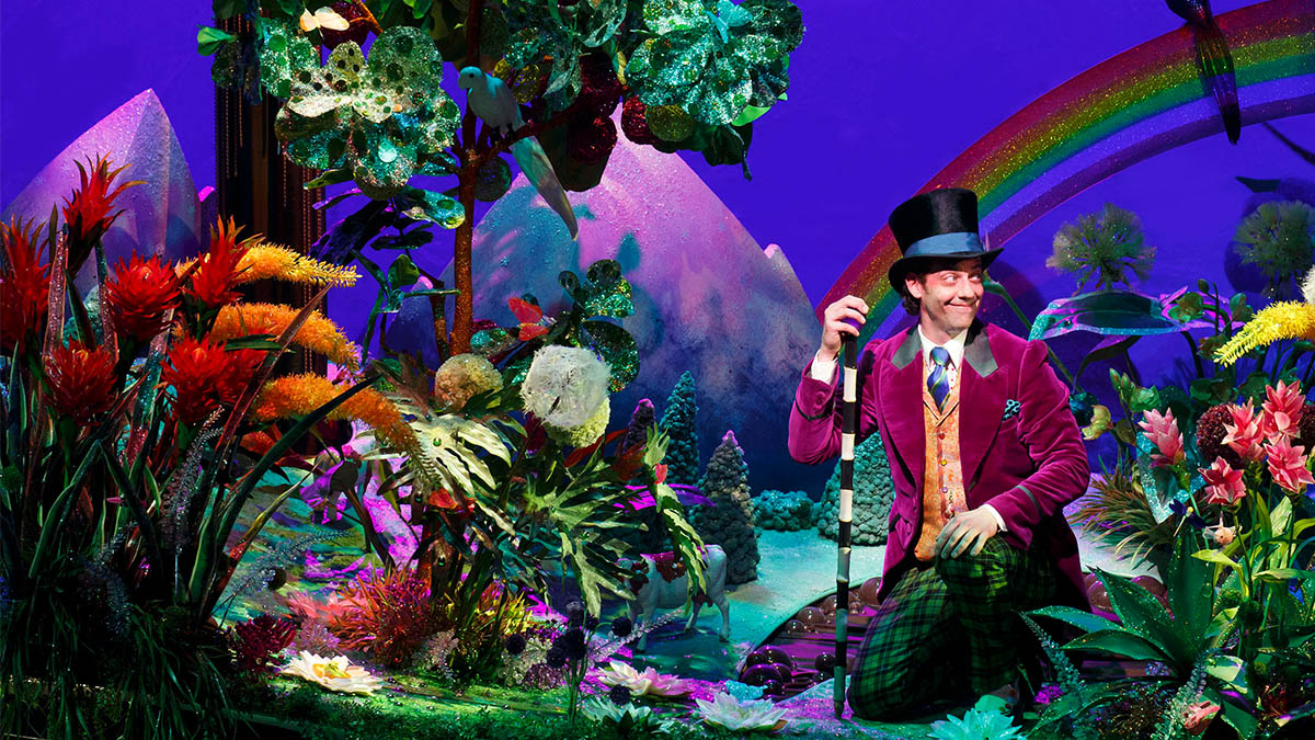 Tour Dates Announced for <i>Charlie and the Chocolate Factory</i>