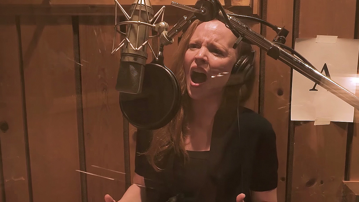 "Lauren Ambrose singing ""I Could Have Danced All Night"" from the Broadway revival of My Fair Lady"