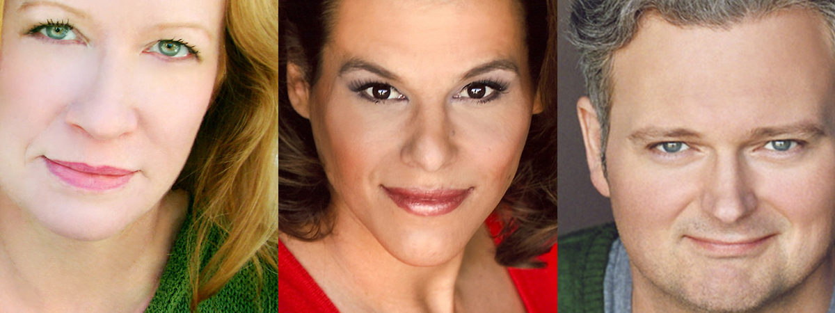 Johanna Day, Alexandra Billings, and John Ellison Conlee star in The Nap on Broadway at Manhattan Theatre Club