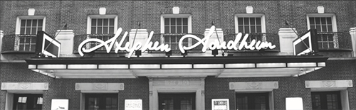 Stephen Sondheim Theatre History image