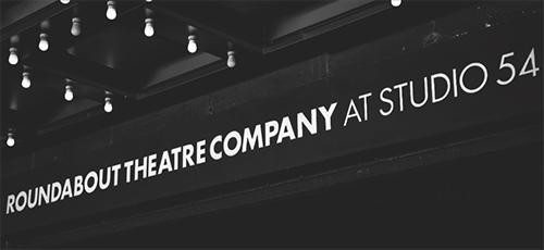Studio 54 Theatre History Image