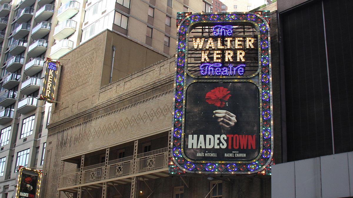 Walter Kerr Theatre Image